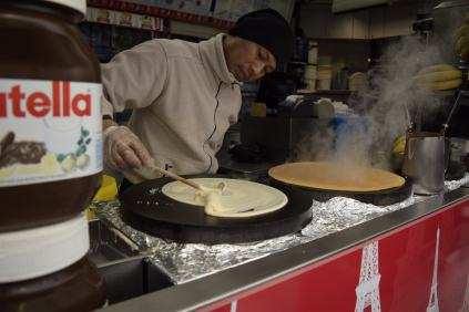 Crepes, crepes, crepes!